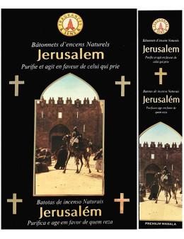 Encens Fragrances & Sens Jérusalem masala 15g