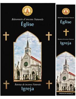 Encens Fragrances & Sens Église masala 15g