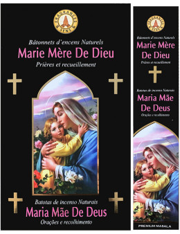 Encens Fragrances & Sens Marie Mère de Dieu masala 15g