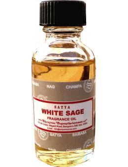 Huile parfumée Satya Sauge blanche 30ml