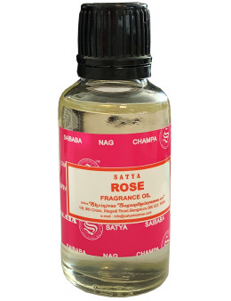Huile parfumée Satya Rose 30ml