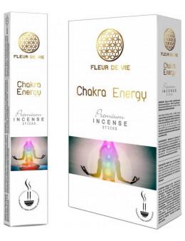 Encens Fleur de Vie Chakra Energy 15g