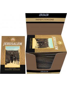 Papier d'encens Fragrances & Sens Jerusalem