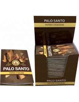 Papier d'encens Fragrances & Sens Palo Santo