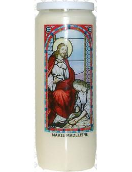 Neuvaine vitrail : Marie-Madeleine