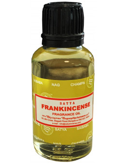 Huile parfumée Satya Frankincense 30ml
