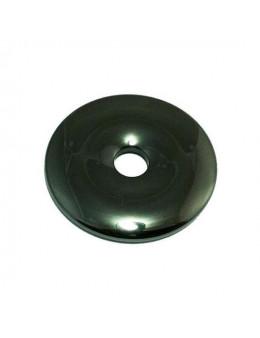Pendentif Donut Hematite 40mm
