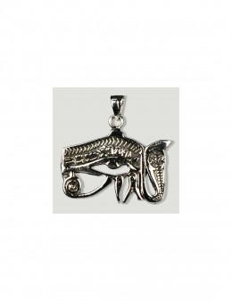 Pendentif Oeil d'Horus en argent 925
