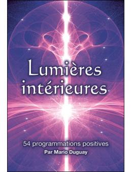 Lumières intérieures - 54 programmations positives - Coffret