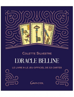 L'Oracle Belline - Coffret - Le livre & le jeu officiel de 53 cartes