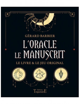 L'Oracle le Manuscrit - Le livre & le jeu original