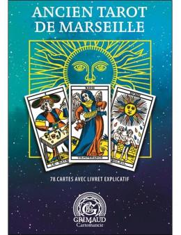 Ancien Tarot de Marseille - Grimaud