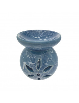 Brûle-encens en céramique coloré