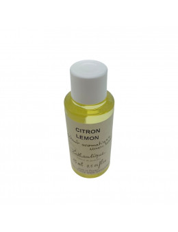 Extrait aromatique Citron