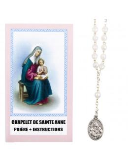 Chapelet de Sainte Anne