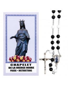 Chapelet de la Vierge Noire