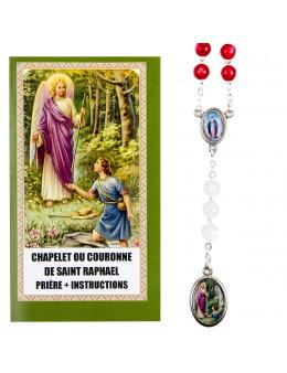 Chapelet ou couronne de Saint Raphael