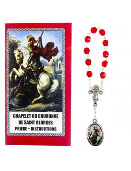 Chapelet ou couronne de Saint Georges