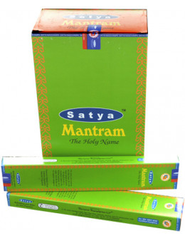 Encens Satya Mantram 15g