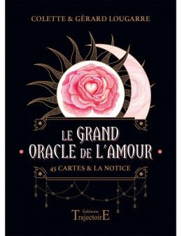 Le grand Oracle de l'Amour - 45 cartes & la notice - Coffret