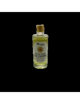 Lotion parfumée flacon 50 ml Plus fort que l'Homme