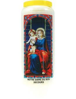 Neuvaine vitrail : Notre Dame du Bon Secours