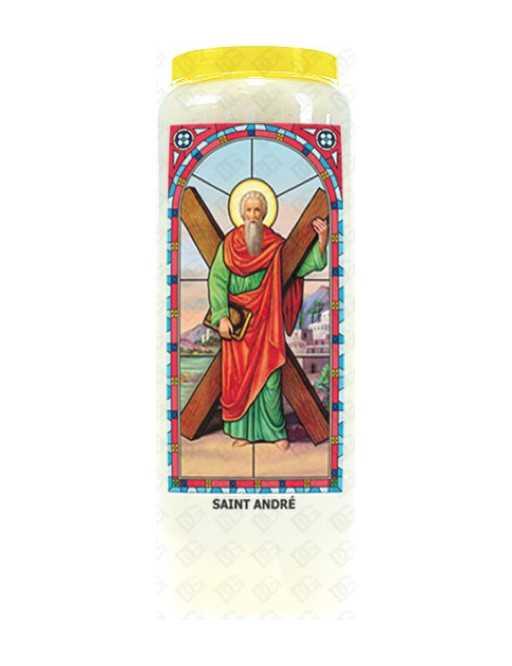 Neuvaine vitrail : Saint André