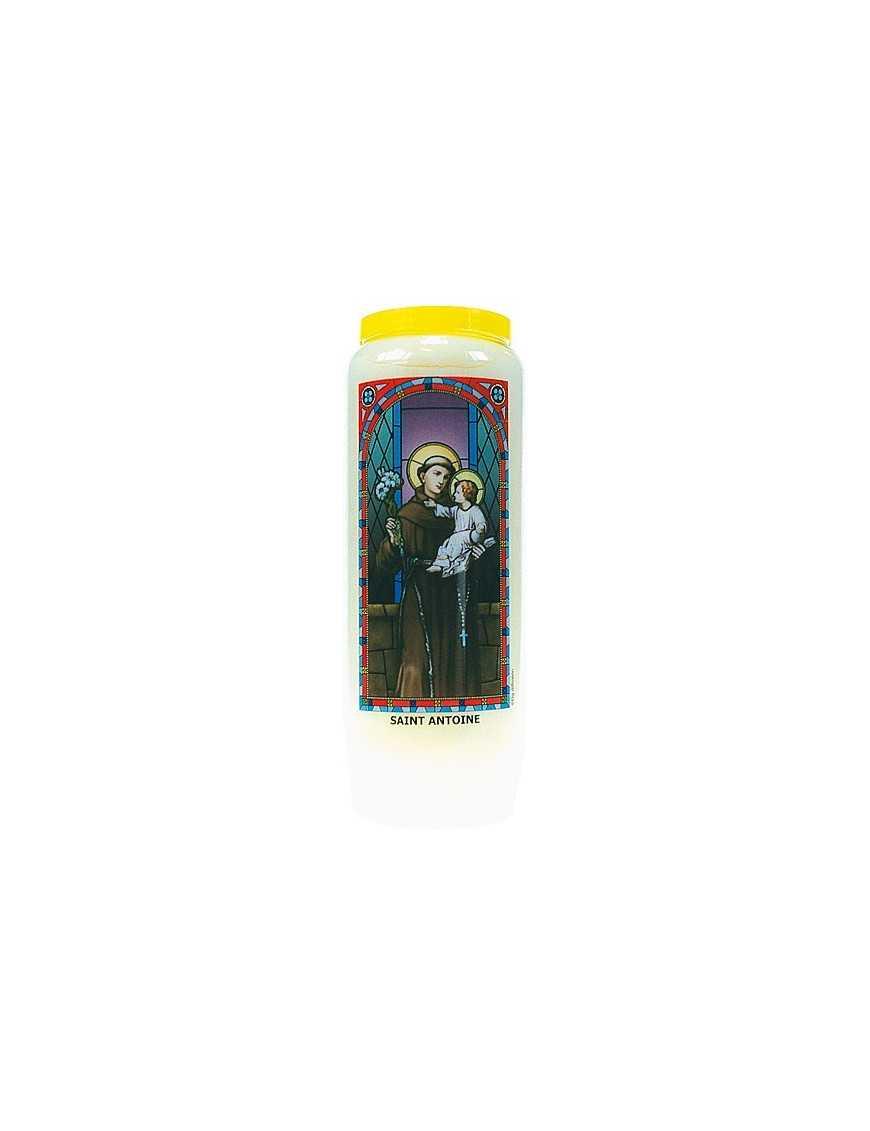 Neuvaine vitrail : Saint Antoine