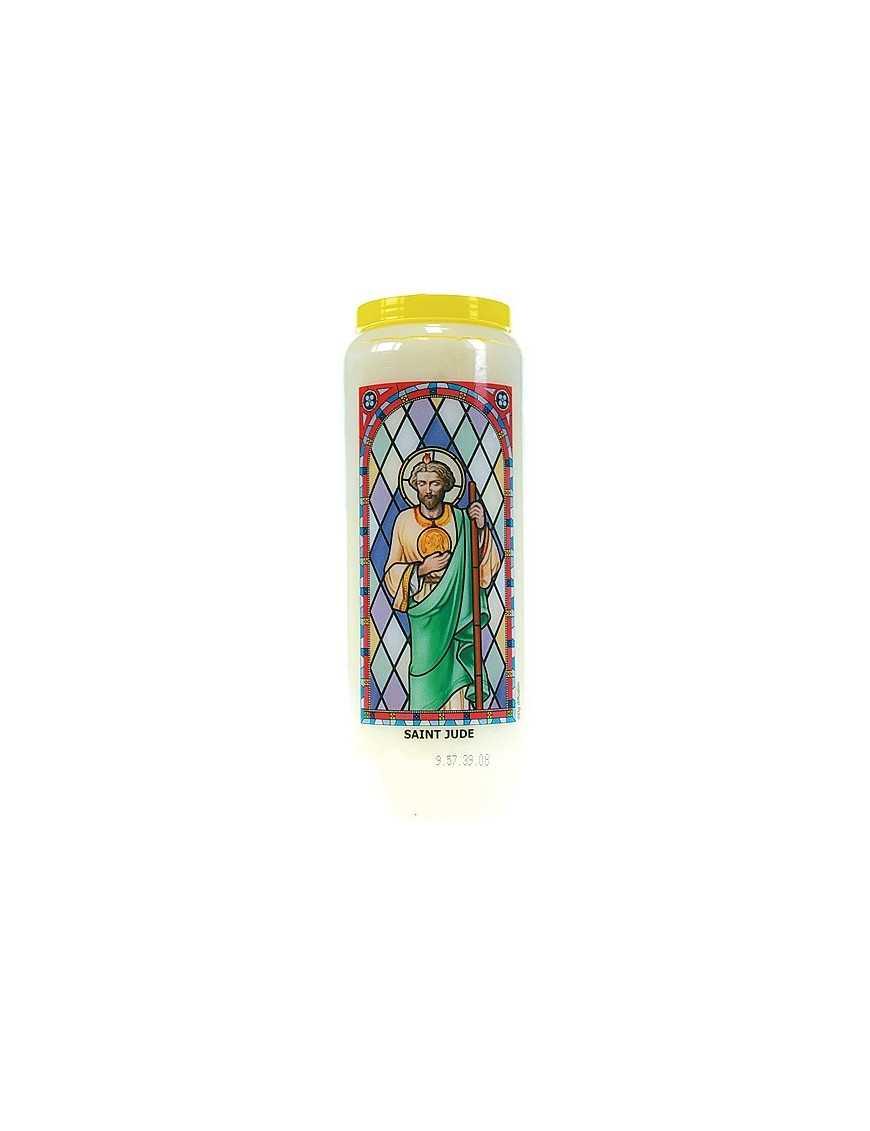Neuvaine vitrail : Saint Jude