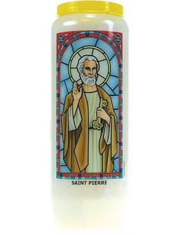 Neuvaine vitrail : Saint Pierre