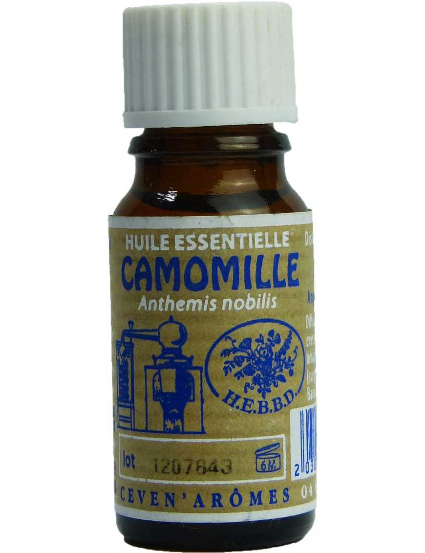 Huile essentielle de Camomille