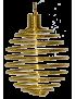 Spirale dorée