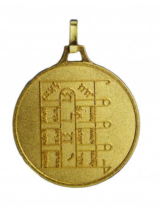 Médaille 12