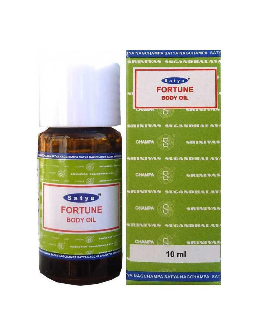 Body Oil SATYA Fortune 10 ml