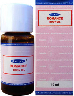 Body Oil SATYA Romance 10 ml