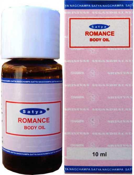 Body Oil SATYA Romance 10 ml
