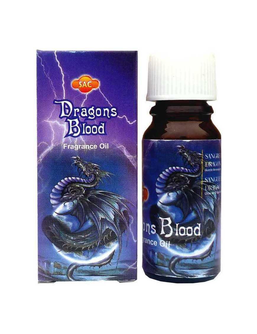 Huile à Bruler Sang de dragon