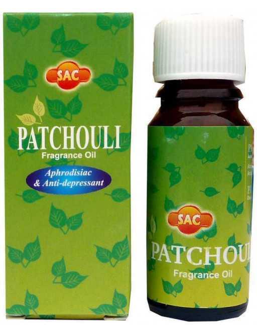 Huile à Bruler Patchouli