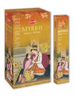 Encens Masala Myrrhe