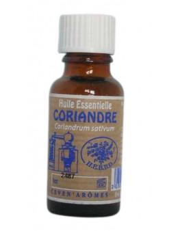 Huile essentielle de Coriandre 20 ml avec Compte-gouttes