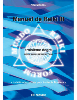 Manuel de reiki iii