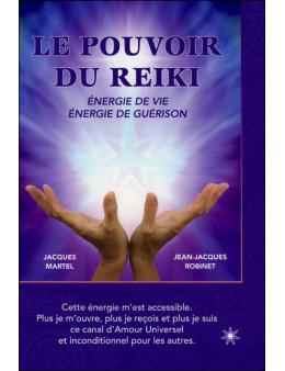 Pouvoir du reiki énergie de vie énergie de guérison