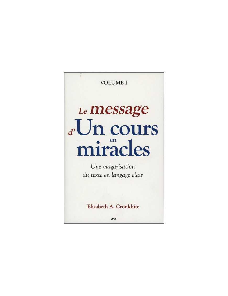 Message d'un cours en miracles