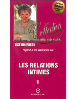 Relations intimes tome 1
