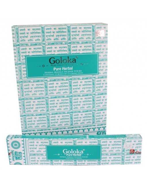 Encens goloka -  pure herbal