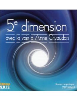 5 dimension livre audio