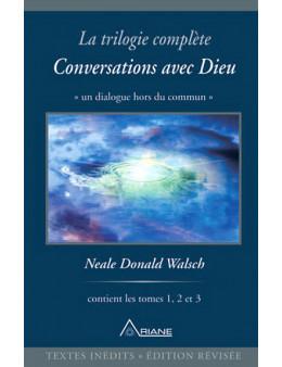 """Trilogie complète """"Conversations avec Dieu"""""""