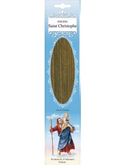 Encens baguettes Saint Christophe