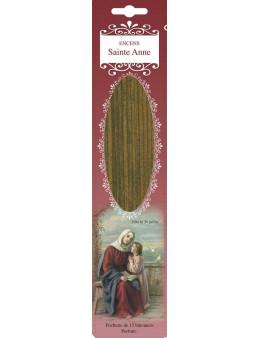 Encens baguettes Sainte Anne