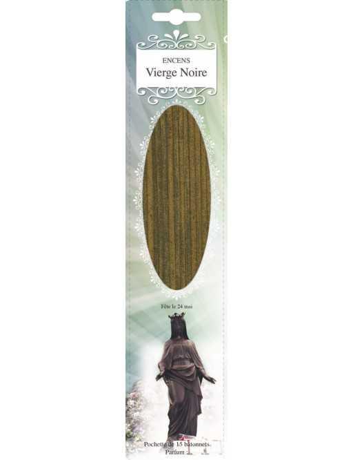 Encens baguettes Vierge Noire